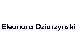 Dziurzynski Eleonora